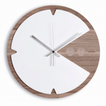 ECO Wall Clock - Pac Time